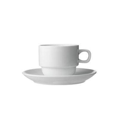 Udlejning af kop og underkop inklusiv opvask