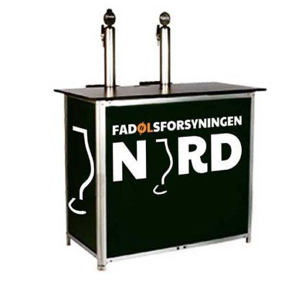 En klap bardisk lej den til din fest i Nordjylland