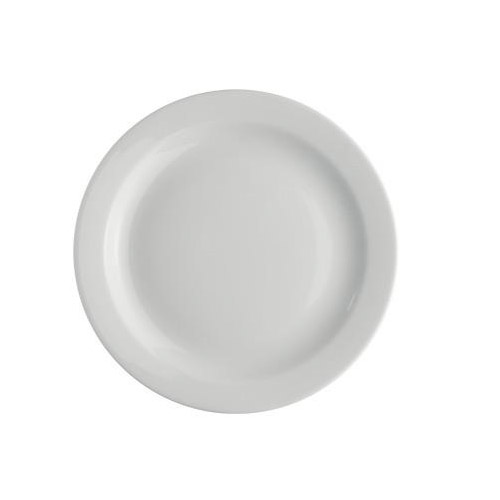 Lej-en-hvid-middagstallerken-til-fest